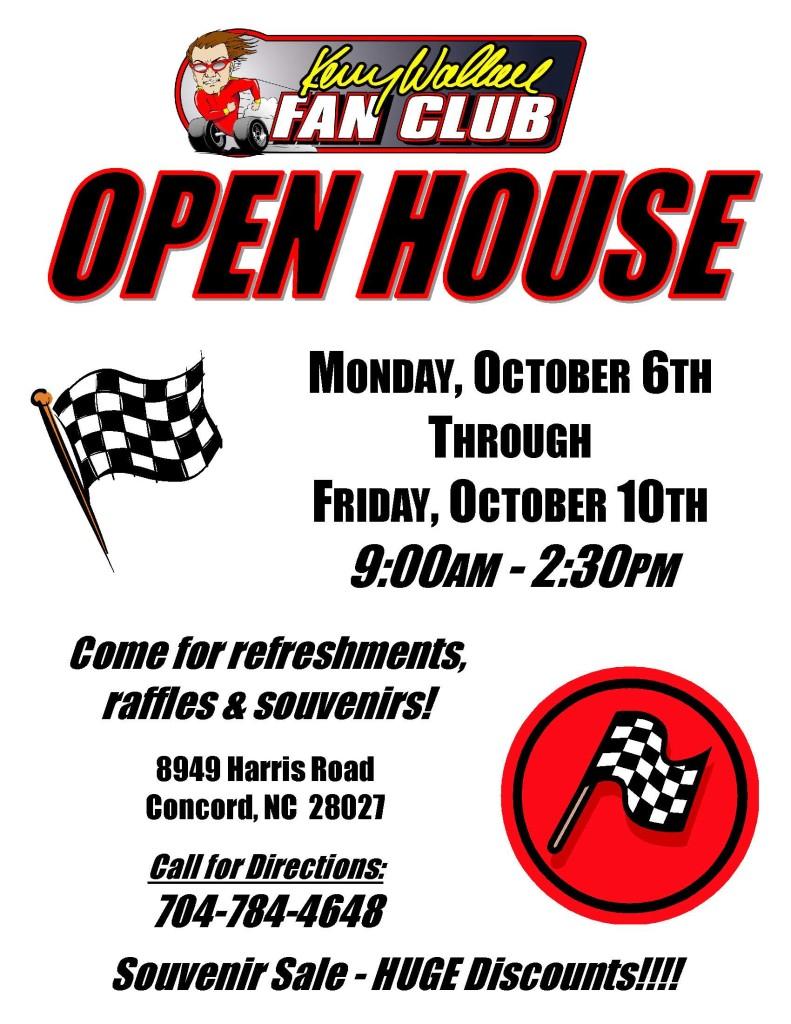 Open House Flyer 2014